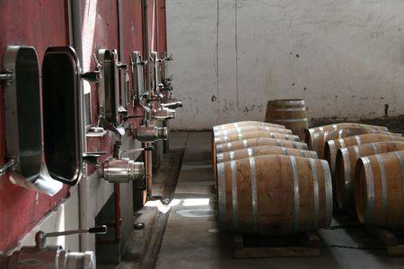 Wijnboerderij in Mendoza Argentinië