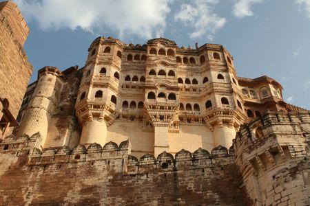Jodhpur Palace in Rajasthan, India