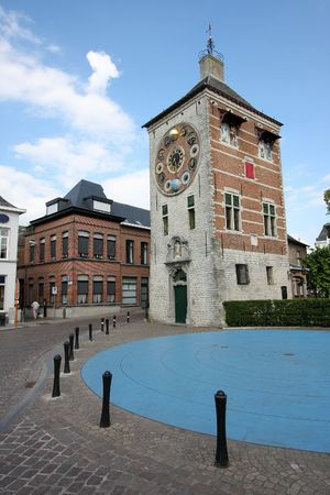lier: Famous Zimmer tower in Lier, Belgium