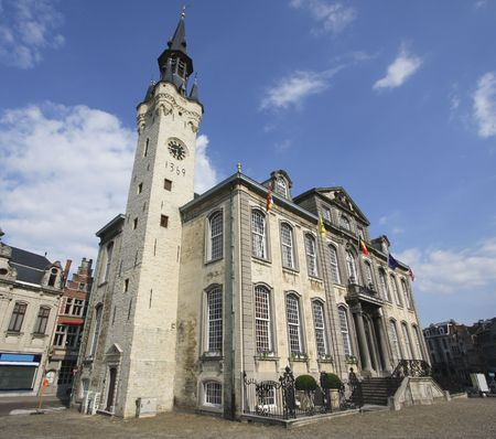 lier: City Hall of Lier, Belgium