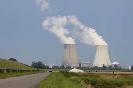 nuclear power plant: Nuclear power plant in Doel, Belgium