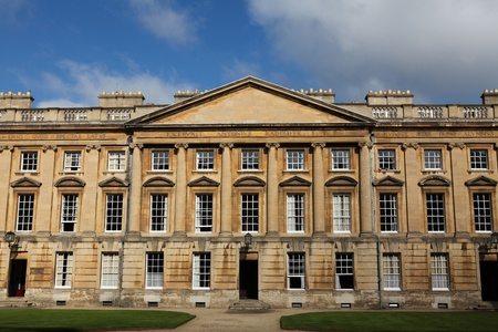 campus building: Christ Church, Famous college of Oxford University