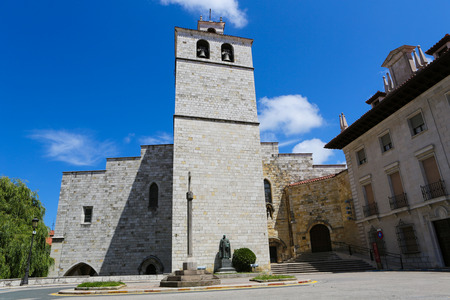 cantabria: Cathedral of Santander, Cantabria, Spain.
