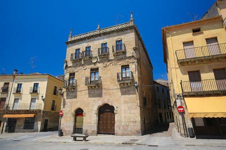 Casa del Primer Marques de Cerralbo (16th century) in Ciudad Rodrigo, Spain