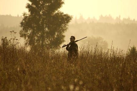 охотник: охотник