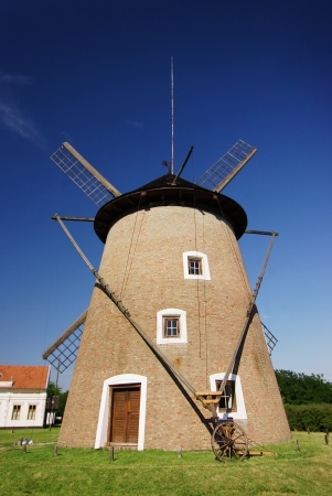 traditional windmill: Traditional windmill in good condition