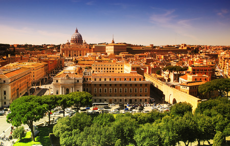 Vatican and Rome, Italy