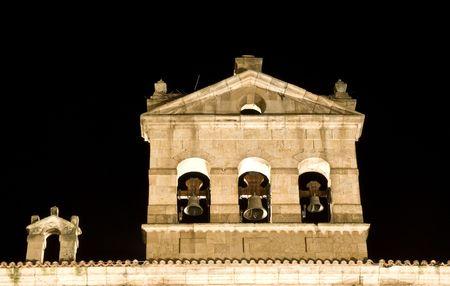 iluminated: Iluminated belfy en Salamanca, Espa�a.