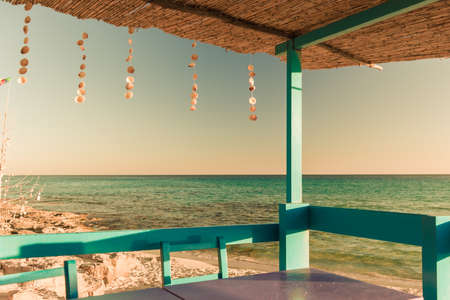 clave: Sunset in Formentera