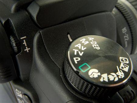 megapixel: Digital slr close up detail