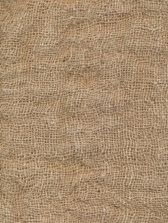 Grunge burlap sack abstract background texture photo