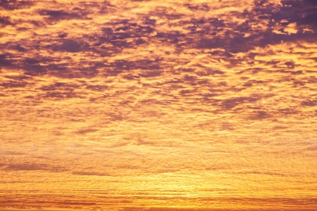 incredible: Incre�ble amanecer o puesta de sol cielo con nubes