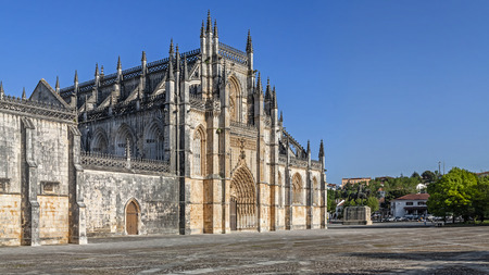 masterpiece: Batalha Monastery  Masterpiece of the Gothic and Manueline  Dominican Religious Order  Portugal  UNESCO World Heritage Site