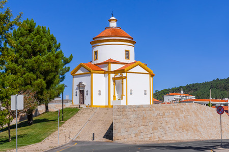 17th: Calvario Church in Portalegre, Portugal. 17th and 18th century.