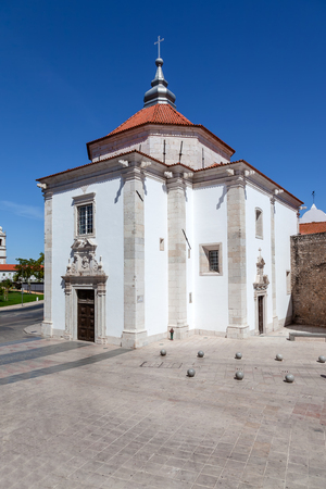 17th: Nossa Senhora da Piedade Church. 17th century Mannerist church, in Santarem, Portugal