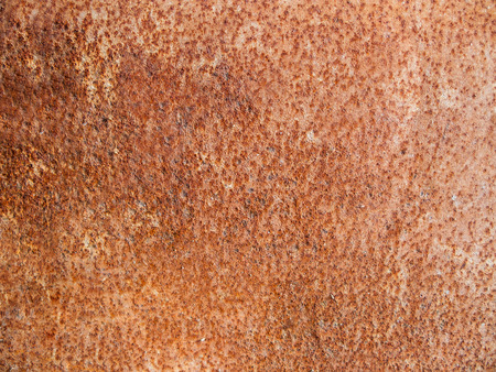 corroded: Background of a metal plate corroded with rust texture Stock Photo