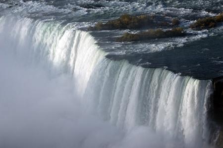 Niagara Falls whirlpool Stock fotó - 8854063