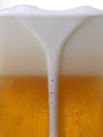 Beer in glass Stock Photo - 9414395