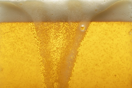 froth: Beer texture