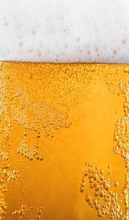 Mug of beer as background Stock Photo - 9508655