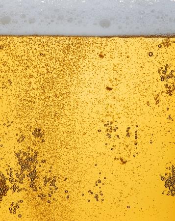 Texture de rosée verre de bière fraîche Banque d'images - 9508660