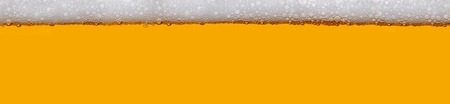 Fresh beer dewy glass texture Stock Photo