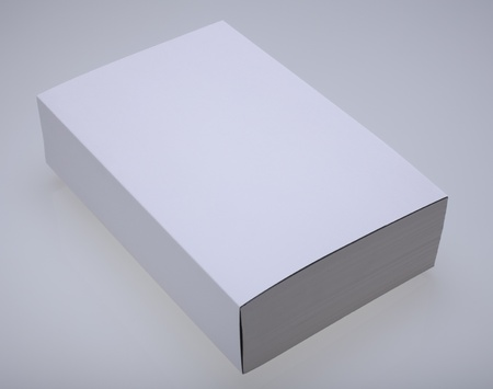 paperback: Bianco libro