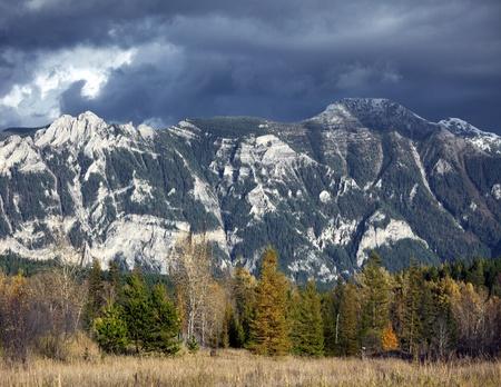rockies: Canadian Rockies in fall