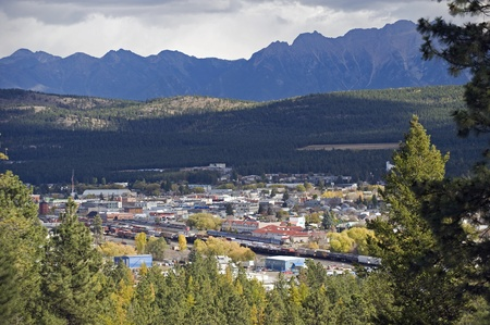 Canadian Rockies and Cranbrook