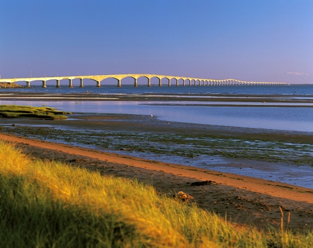 confederation: Northumberland Strait and Confederation Bridge