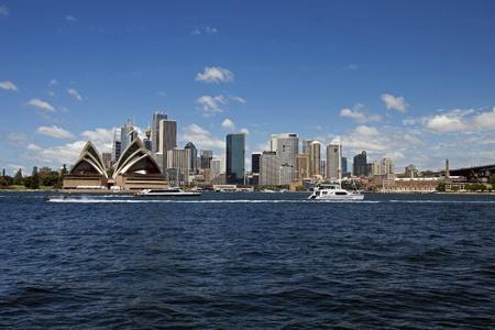 시드니 오페라 하우스, 하버와 시내, 호주 에디토리얼