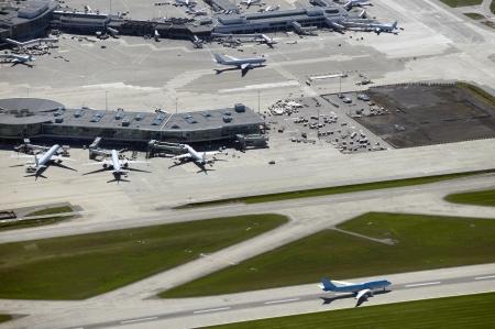 runways: Vancouver International Airport in Richmond, BC