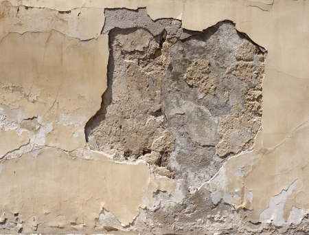 damaged: Damaged wall structure  for texture