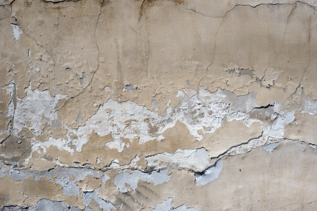 damaged: Damaged wall, structure for texture