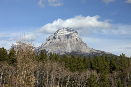 Crowsness Mountain, Alberta, Canada Stock Photo - 16209656