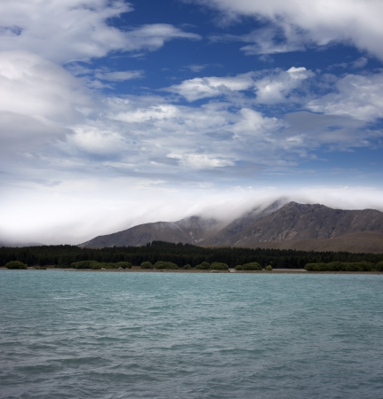 tekapo: New Zealand - Lake Tekapo, South Island