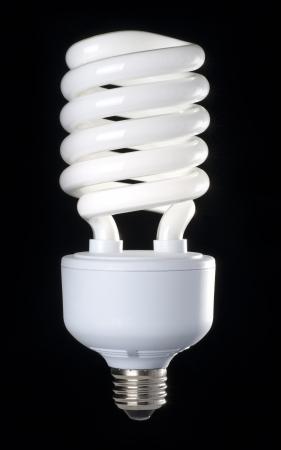 energy efficient: Saving energy bulb