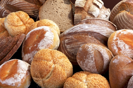 bakery products: Bread and buns - bakery products
