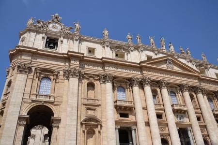 Saint Peter Basilica in Vatican Stock Photo - 15321885