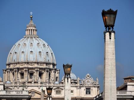 Basilica of Saint Peter in Vatican Stock Photo - 16023838