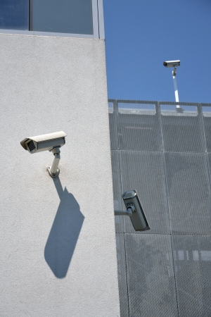 Security cameras  photo