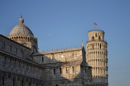 Duomo and Leaning Tower of Pisa