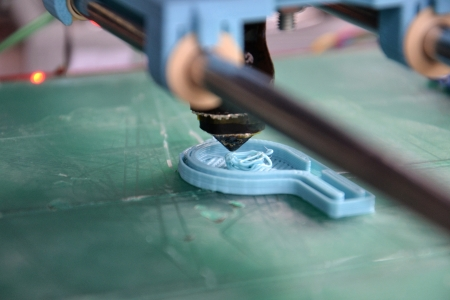 functional: 3d printer prints a fully functional whistle