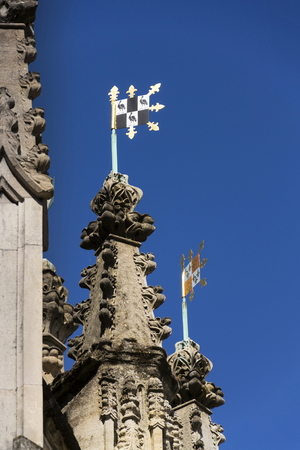 west sussex: Chichester Cross in centre of Chichester, West Sussex England UK