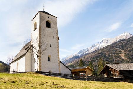 Roman Catholic Church St. Nikolaus in Matrei in Osttirol, Austria