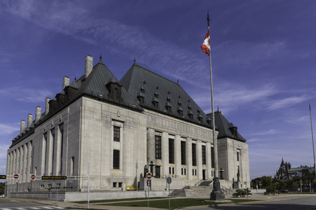 canada aboriginal: Supreme court of Canada building