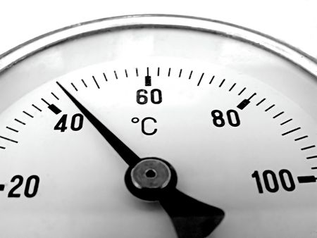44 degrees