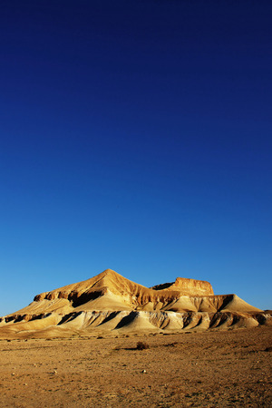 canyon negev: Desert mountain in the Negev, Israel