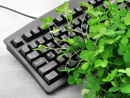logon: Talking plants log on