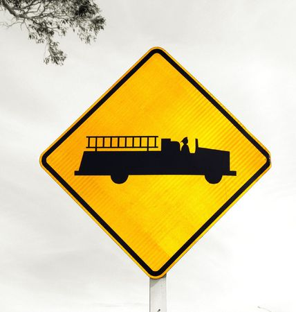 New Zealand, yellow road signs,